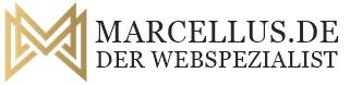 Marcellus.de Logo